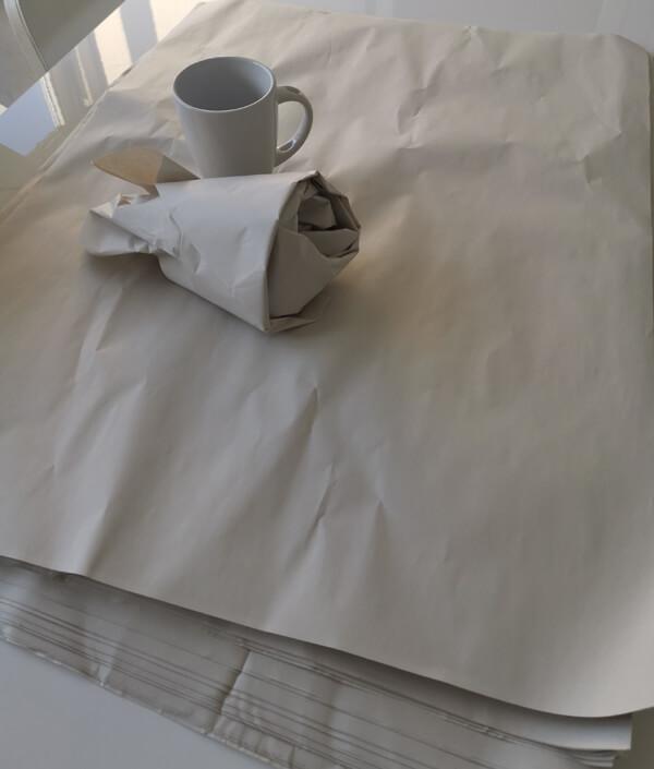 Emballage papier soie
